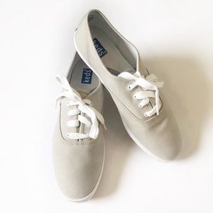 Keds Classic Canvas Beige Sneakers
